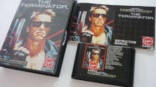 The Terminator Прохождение-обзор (Sega genesis)