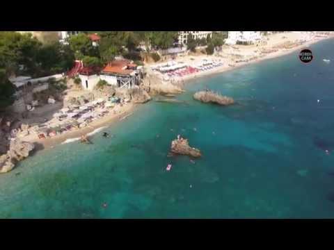 Albania Beaches Dhermi Dhermi Beach Albania