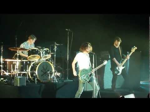 """Soundgarden - """"Jesus Christ Pose"""" D.A.R. Constitution Hall Live, Washington D.C. 1-18-13, Song #4"""