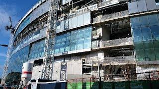 Spurs New Stadium - White Hart Lane - 18 May 2018
