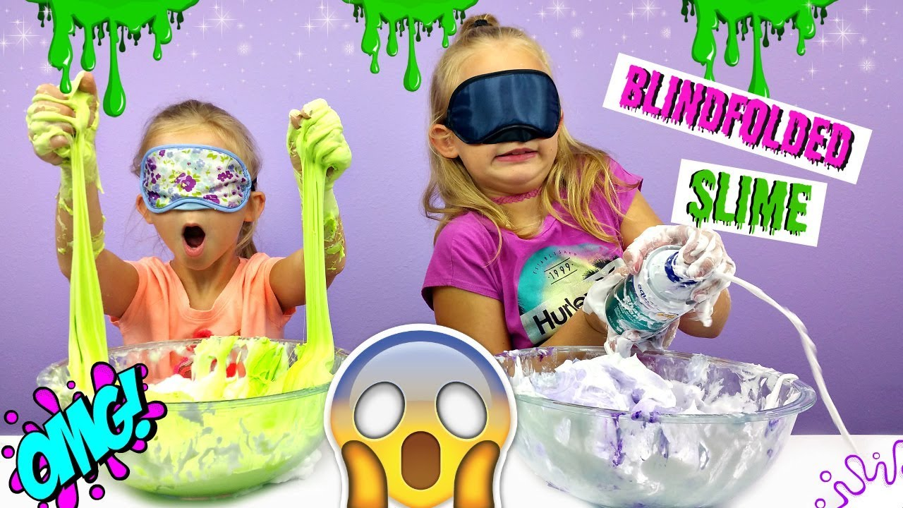 Blindfolded slime challenge magic box toys collector youtube blindfolded slime challenge magic box toys collector ccuart