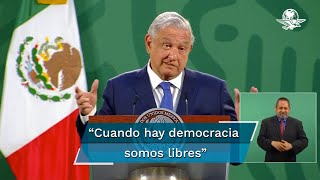 Así como hay gente inconforme con su administración, también hay gente que lo apoya, dijo el Presidente tras las expresiones de un grupo de persona en un vuelo de Guadalajara a la CDMX