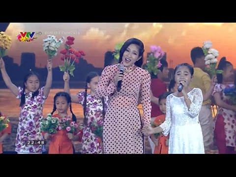 Mùa xuân làng lúa làng hoa - NSƯT Thanh Thúy & bé Thiên Nhâm