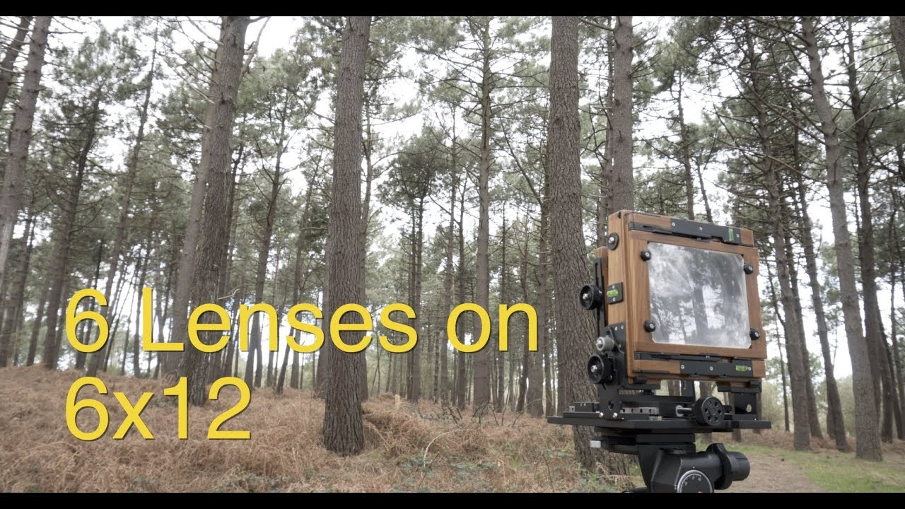 6 Lenses On 6x12 Video Answers