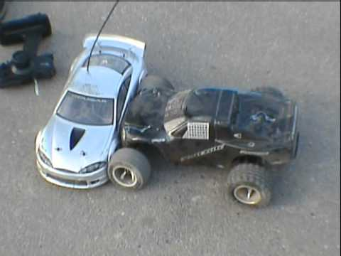 Derby Cars For Sale >> RC Car Derby - YouTube