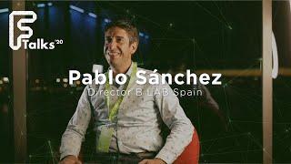 Entrevista a Pablo Sánchez - Director B Lab Spain - Ftalks'20 (KM ZERO Food Innovation Hub)