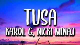 Baixar Karol G, Nicki Minaj - Tusa (Letra/Lyrics)