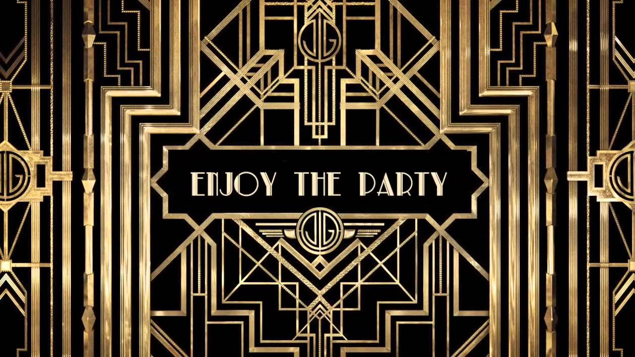 Great Gatsby Themed Party Prom - YouTube