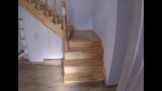 как сделать лестницу в доме на второй этаж своими руками