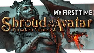 "🧙""Shroud of the Avatar"" 
