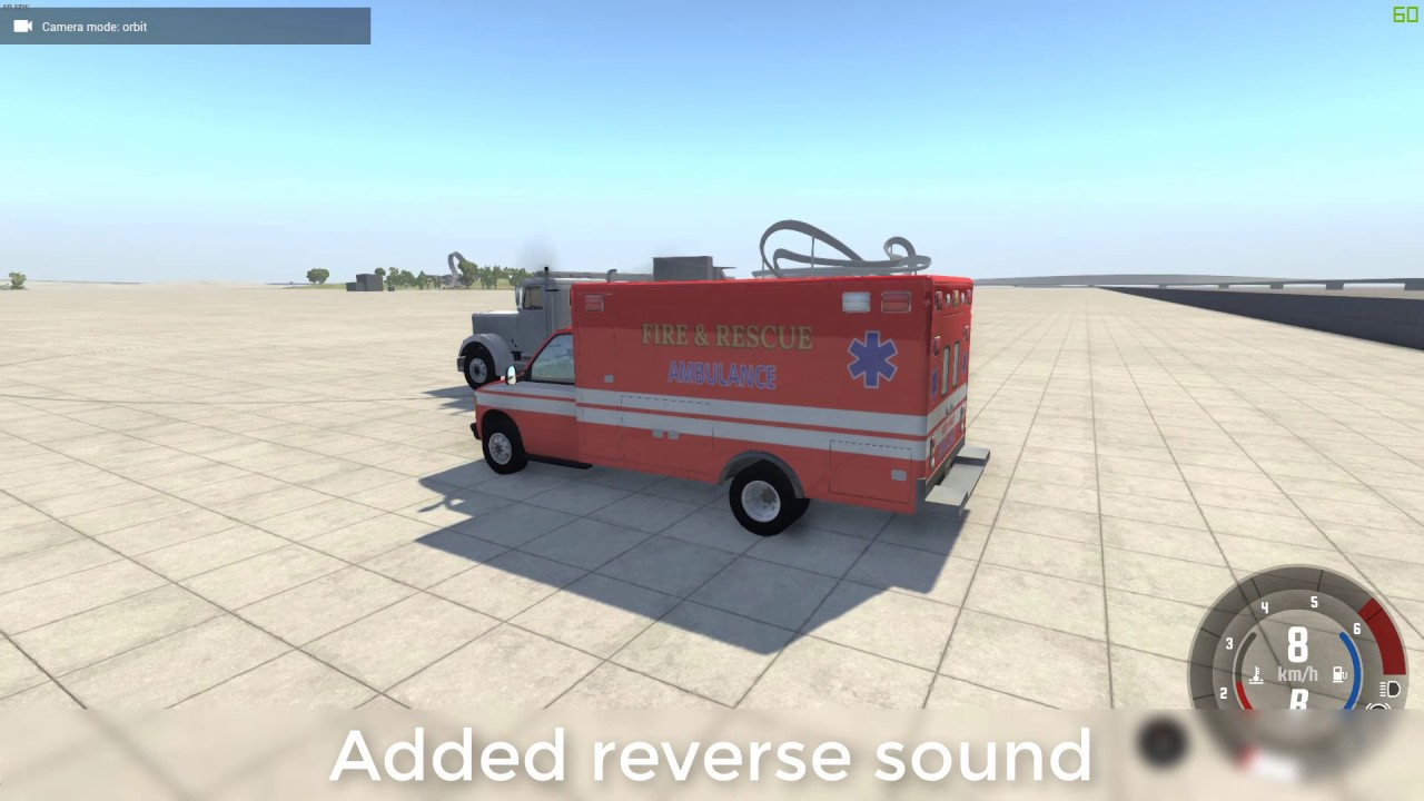 Outdated - Better Sounds Mod [4 9] work with 0 15 0 5 | BeamNG