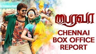 Vasool Mannan ah Vijay? | Bairavaa's Box Office Report