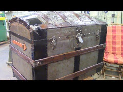 255 restoring a camel back trunk
