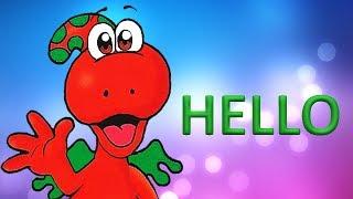 Английский для детей по мультфильмам | Полный сборник Gogo's Adventures
