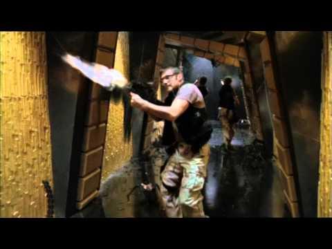 Stargate SG1 vs Replicators