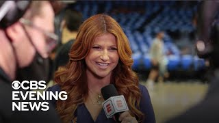 ESPN reporter pulled from NBA Finals coverage after controversy