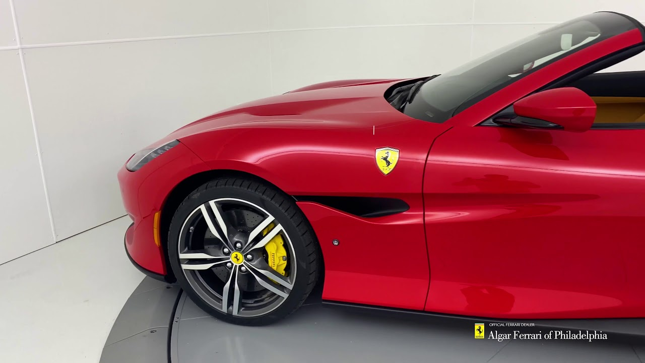2020 Ferrari Portofino Algar Ferrari Of Philadelphia Youtube