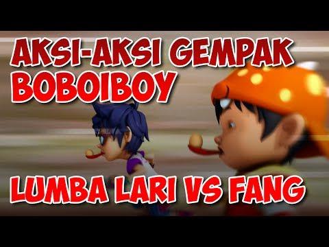 BoBoiBoy: Lumba Lari Vs Fang