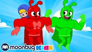 My Magic Pet Morphle  Morphle & Orphle Superheroes | Full Episodes | Funny Cartoons for Kids