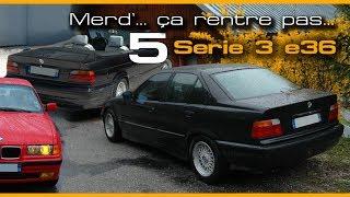Auto-Bio Bmw E36 : J'en ai acheté 5 aussi...