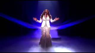 Melanie Amaro Finale Night - Wins 5 Million Dollar Contract (XFactor Usa 2011)
