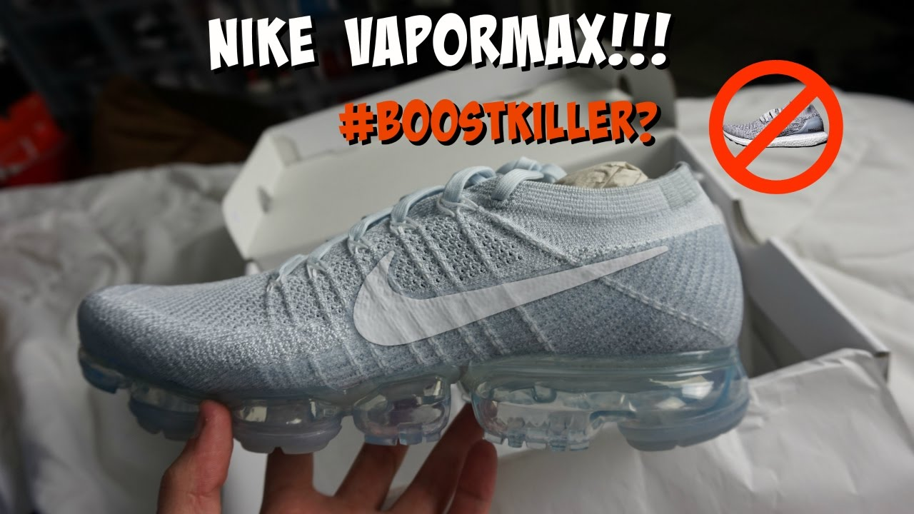 Here's How You Can Style the New Nike VaporMax