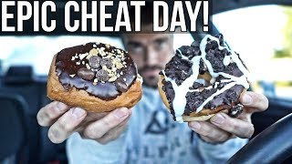 Wicked Cheat Day #4 with Special Guest