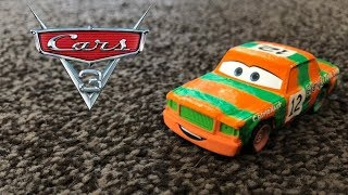 Mattel Disney Cars 3 2018 High Impact (Single) Die-cast Review