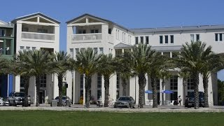 Seaside Florida 4br Gulf View Vacation Rental Condo, 45 Central Square Unit A-2