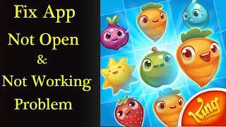 """Fix Farm Heroes Saga Game App Not Working Issue 