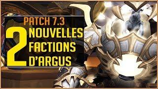 World Of Warcraft - Les 2 Nouvelles Factions D