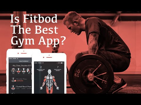The Best Fitness & Gym App - Fitbod