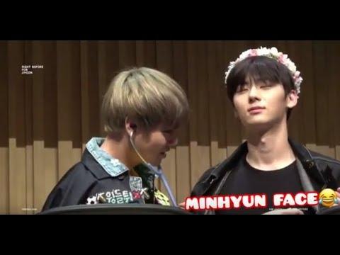 Park Jihoon - Fansign Compilation (PinkSausage+Daniel/ JihoonMinhyun) Moment?? - 박지훈 팬싸인