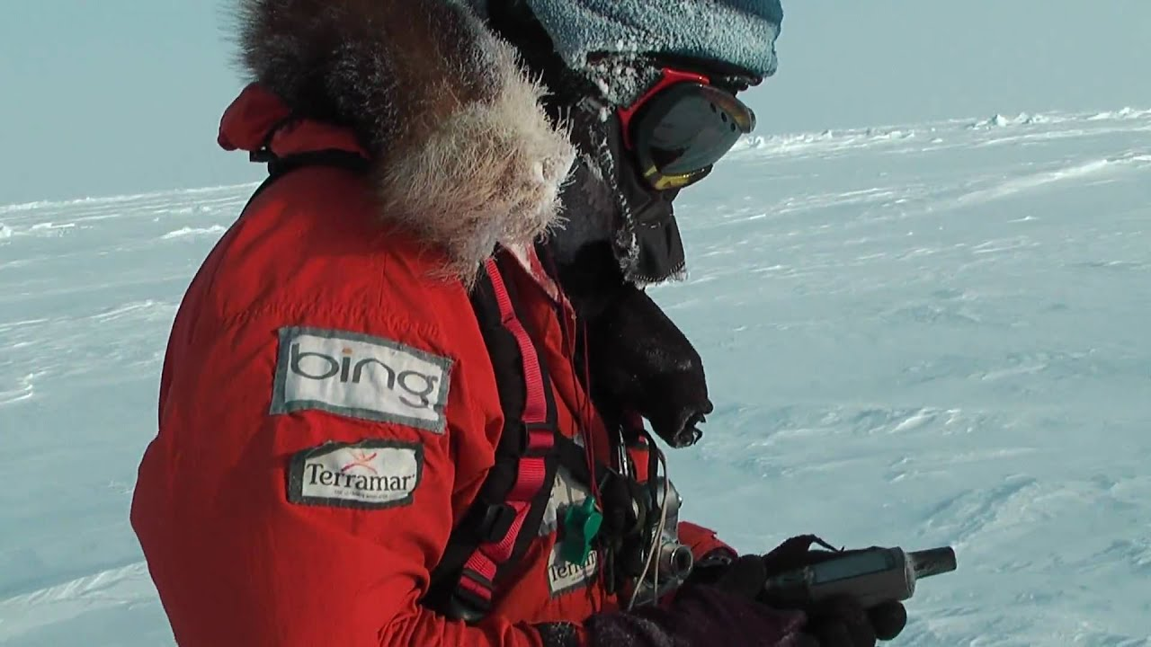 Whats it like to reach the Geographic North Pole?