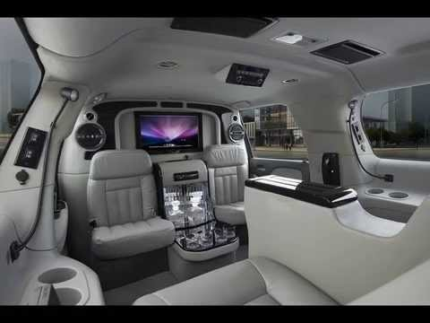 2013 Chevy Suburban CEO Limousine by Quality Coachworks ...