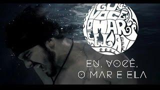 Luan Santana -  Eu, você, o mar e ela ( Letra )