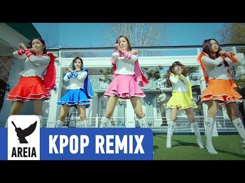Crayon Pop - FM | Areia Kpop Remix #174