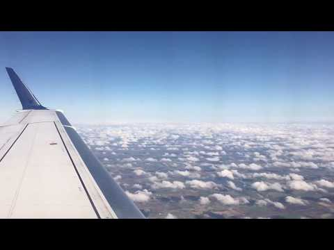 Delta flight from Dallas to Minneapolis in 2 minutes