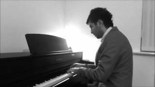 Kabhi Jo Badal Barse Piano Cover by Shyam Morjaria