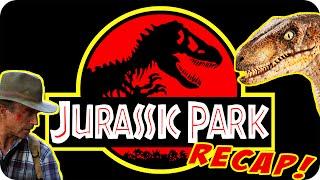 Jurassic World Recap - The Story so Far (Jurassic Park Films Explained)