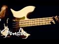 Fender American Vintage '58 Precision Bass Demo   Fender