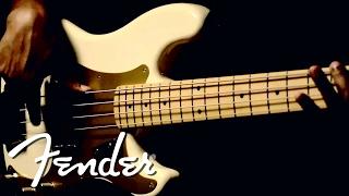 Fender American Vintage '58 Precision Bass Demo | Fender