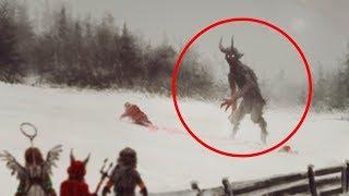 Download 5 प्राचीन रहस्यमय दानव, जिनसे आज भी लोग डरते हैं Mysterious Giant Creatures Caught on Tape Mp3 and Videos