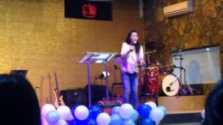 Preaching about Money by Sis. Ai Part 4