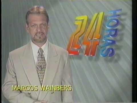 Trecho do Programa 24 Horas. Violencia contra a Mulher. Tv Manchete, 1997.