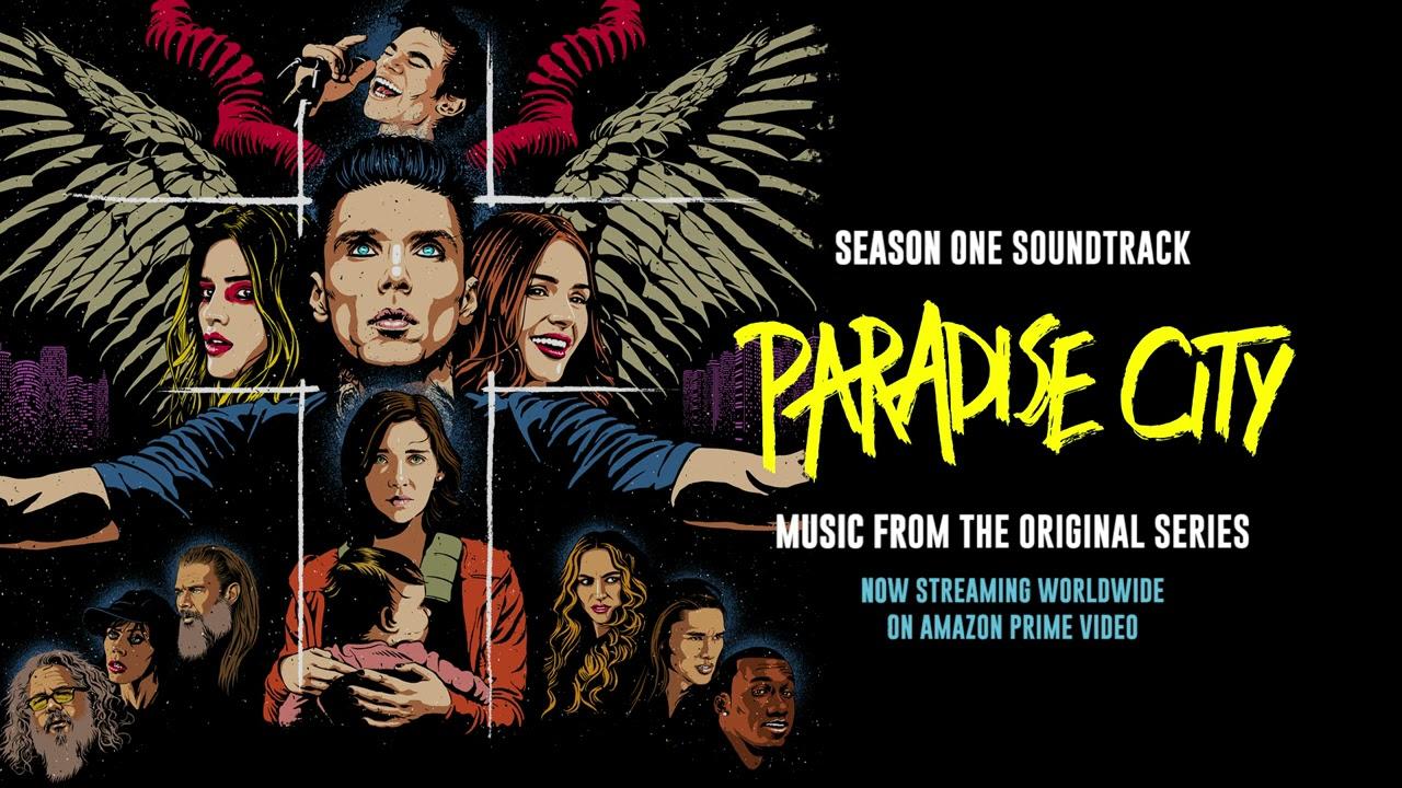 MACHINE GUN KELLY & TRAVIS BARKER - A Girl Like You (Paradise City Soundtrack)