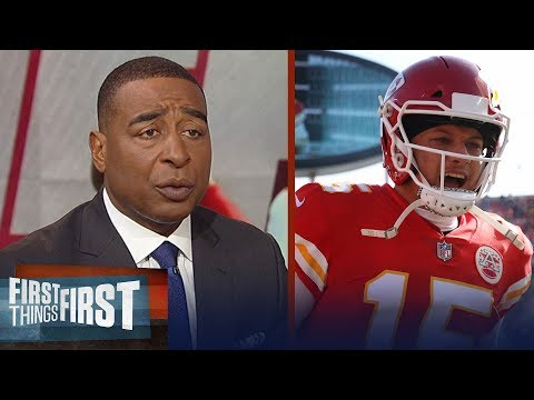Cris and Nick disagree Mahomes is the toughest QB in the NFL to defend | NFL | FIRST THINGS FIRST