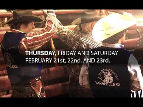 2019 Odessa College Wrangler Rodeo