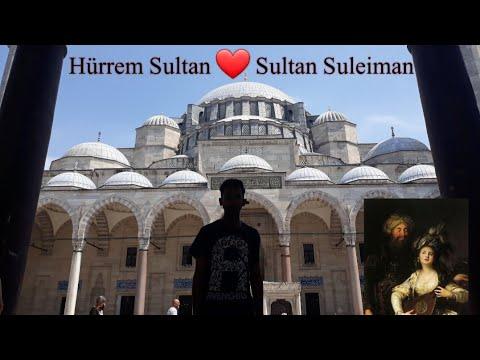 The Love Story Of Hürrem Sultan And Sultan Suleiman | EP 06 | AEN Se AENak | AEN TV
