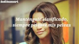 Zendaya - I Keep It Undercover SubEspañol